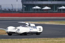 Silverstone Classic 20-22 July 2018At the Home of British Motorsport26 Michael Gans, Lotus 15Free for editorial use onlyPhoto credit – JEP