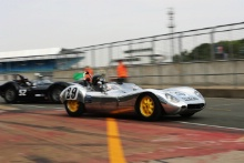 Silverstone Classic 20-22 July 2018At the Home of British Motorsport29 Keith Ahlers/JamesBellinger, Lola Mk1 PrototypeFree for editorial use onlyPhoto credit – JEP