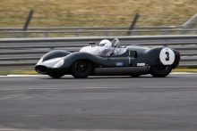 Silverstone Classic 20-22 July 2018At the Home of British Motorsport3 Andrew Guy Smith/Simon Smith, Cooper T49 MonacoFree for editorial use onlyPhoto credit – JEP