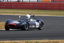Silverstone Classic 20-22 July 2018At the Home of British Motorsport35 Gregory De Prins, Rejo Mk IVFree for editorial use onlyPhoto credit – JEP