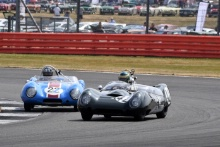 Silverstone Classic 20-22 July 2018At the Home of British Motorsport42 Michael Malone/Rob Hall, Lotus 15Free for editorial use onlyPhoto credit – JEP