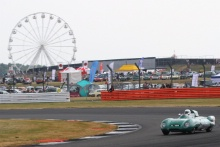 Silverstone Classic 20-22 July 2018At the Home of British Motorsport43 Jacques Naveau/Julien Naveau, Lotus XI Le Mans S1Free for editorial use onlyPhoto credit – JEP