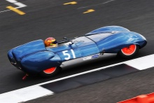 Silverstone Classic 20-22 July 2018At the Home of British Motorsport51 Sandy Watson, Lotus XI Le MansFree for editorial use onlyPhoto credit – JEP