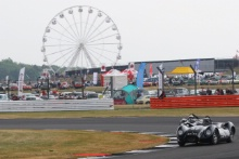 Silverstone Classic 20-22 July 2018At the Home of British Motorsport52 John Spiers, Lister Jaguar KnobblyFree for editorial use onlyPhoto credit – JEP
