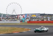 Silverstone Classic 20-22 July 2018At the Home of British Motorsport55 Harindra de Silva/Timothy de Silva, Lotus XIFree for editorial use onlyPhoto credit – JEP