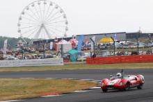 Silverstone Classic 20-22 July 2018At the Home of British Motorsport59 Roger Whiteside/Thomas Shrimpton, Cooper T49 MonacoFree for editorial use onlyPhoto credit – JEP