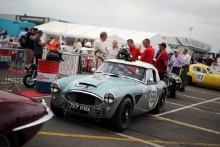 Silverstone Classic 20-22 July 2018At the Home of British Motorsport133 Alex Bell/Julian Thomas, Austin Healey 3000Free for editorial use onlyPhoto credit – JEP