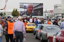 Silverstone Classic 20-22 July 2018At the Home of British MotorsportPaddock Free for editorial use onlyPhoto credit – JEP