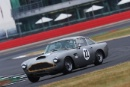 Silverstone Classic 20-22 July 2018At the Home of British Motorsport22 George Miller/Les Goble, Aston Martin DB4Free for editorial use onlyPhoto credit – JEP