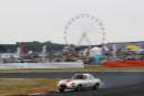 Silverstone Classic 20-22 July 2018At the Home of British Motorsport23 Barry Wood/Tony Wood, Jaguar E-typeFree for editorial use onlyPhoto credit – JEP