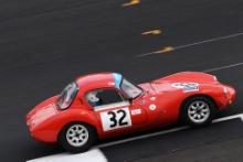 Silverstone Classic 20-22 July 2018At the Home of British Motorsport32 Brian Lambert/Uwe Markovac, Ginetta G4Free for editorial use onlyPhoto credit – JEP