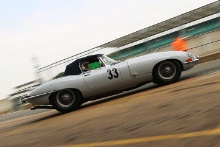 Silverstone Classic 20-22 July 2018At the Home of British Motorsport33 Ben Cussons/Jeremy Vaughan, Jaguar E-typeFree for editorial use onlyPhoto credit – JEP