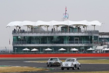 Silverstone Classic 20-22 July 2018At the Home of British Motorsport44 Gareth Burnett/John Ruston, Porsche 356 Coupe GTFree for editorial use onlyPhoto credit – JEP
