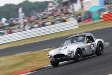 Silverstone Classic 20-22 July 2018At the Home of British Motorsport65 Martin Hunt/Patrick Blakeney-Edwards, AC CobraFree for editorial use onlyPhoto credit – JEP