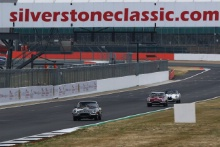 Silverstone Classic 20-22 July 2018At the Home of British Motorsport67 Sandy Watson/Martin O'Connell, Jaguar E-typeFree for editorial use onlyPhoto credit – JEP