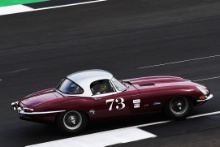 Silverstone Classic 20-22 July 2018At the Home of British Motorsport73 James Cottingham, Jaguar E-typeFree for editorial use onlyPhoto credit – JEP