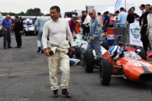 Silverstone Classic 20-22 July 2018At the Home of British MotorsportFormula JuniorFree for editorial use onlyPhoto credit – JEP
