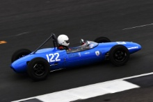 Silverstone Classic 20-22 July 2018At the Home of British Motorsport122 Adrian Russell, Lotus 22Free for editorial use onlyPhoto credit – JEP