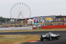 Silverstone Classic 20-22 July 2018At the Home of British Motorsport36 Rod Barrett/Jay Shepherd, Jaguar D-typeFree for editorial use onlyPhoto credit – JEP