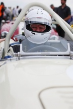 Silverstone Classic 20-22 July 2018At the Home of British Motorsport41 Nick Brayshaw/Sam Tordoff, Austin-Healey 100MFree for editorial use onlyPhoto credit – JEP