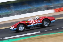 Silverstone Classic 20-22 July 2018At the Home of British Motorsport453 Jason Yates/Ben Mitchell, Ferrari 500 TRCFree for editorial use onlyPhoto credit – JEP