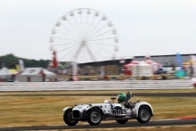 Silverstone Classic 20-22 July 2018At the Home of British Motorsport50 John Cleland, Lotus 6Free for editorial use onlyPhoto credit – JEP
