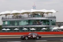 Silverstone Classic 20-22 July 2018At the Home of British Motorsport53 David Reed/Peter Snowdon, Aston Martin DB2Free for editorial use onlyPhoto credit – JEP