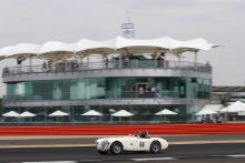Silverstone Classic 20-22 July 2018At the Home of British Motorsport58 Jason Minshaw/Andy Willis, Austin-Healey 100 Le MansFree for editorial use onlyPhoto credit – JEP