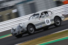 Silverstone Classic 20-22 July 2018At the Home of British Motorsport68 Marc Gordon, Jaguar XK140 FHCFree for editorial use onlyPhoto credit – JEP