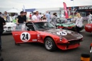 Silverstone Classic 20-22 July 2018At the Home of British Motorsport24 Robert Crofton, Datsun 240ZFree for editorial use onlyPhoto credit – JEP