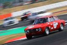 Silverstone Classic 20-22 July 2018At the Home of British Motorsport77 Glynn Allen/ Darren Roberts, Alfa Romeo 2000 GTVFree for editorial use onlyPhoto credit – JEP