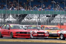 Silverstone Classic 20-22 July 2018At the Home of British Motorsport84 Steve Jones BMW M3 E30Free for editorial use onlyPhoto credit – JEP