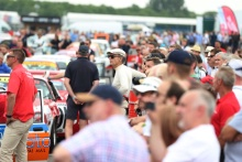 Silverstone Classic 20-22 July 2018At the Home of British MotorsportAssemblyFree for editorial use onlyPhoto credit – JEP