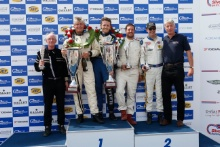 Silverstone Classic 20-22 July 2018At the Home of British MotorsportPodiumFree for editorial use onlyPhoto credit – JEP