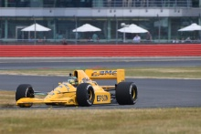 Silverstone Classic 20-22 July 2018At the Home of British MotorsportFormula One DemonstrationsFree for editorial use onlyPhoto credit – JEP