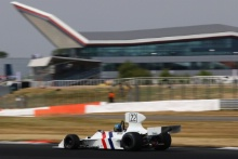 Silverstone Classic 20-22 July 2018At the Home of British Motorsport22 Chris Atkinson, Hesketh Free for editorial use onlyPhoto credit – JEP
