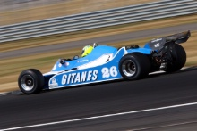 Silverstone Classic 20-22 July 2018At the Home of British Motorsport26 Matteo Ferrer-Aza, Ligier JS11Free for editorial use onlyPhoto credit – JEP
