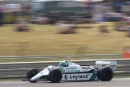 Silverstone Classic 20-22 July 2018At the Home of British Motorsport6 Nick Padmore, Williams FW07CFree for editorial use onlyPhoto credit – JEP