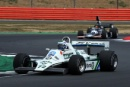 Silverstone Classic 20-22 July 2018At the Home of British Motorsport72 Mark Hazell, Williams FW07BFree for editorial use onlyPhoto credit – JEP