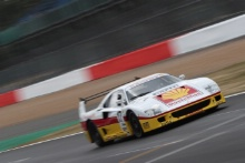 Silverstone Classic 20-22 July 2018At the Home of British Motorsport171 Steven Read, Ferrari F40 GTEFree for editorial use onlyPhoto credit – JEP