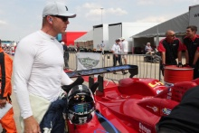 Silverstone Classic 20-22 July 2018At the Home of British MotorsportChris Hoy Free for editorial use onlyPhoto credit – JEP