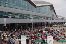 Silverstone Classic 20-22 July 2018At the Home of British MotorsportMasters Endurance Legends Free for editorial use onlyPhoto credit – JEP