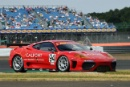 Silverstone Classic 20-22 July 2018At the Home of British Motorsport94 Janos Santa, Ferrari 360 GTFree for editorial use onlyPhoto credit – JEP