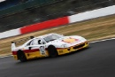 Silverstone Classic 20-22 July 2018At the Home of British MotorsportSteven Read, Ferrari F40 GTEFree for editorial use onlyPhoto credit – JEP