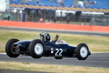 Silverstone Classic 20-22 July 2018At the Home of British Motorsport22 Peter Horsman (Res 1), Lotus 18/21Free for editorial use onlyPhoto credit – JEP