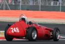 Silverstone Classic 20-22 July 2018At the Home of British Motorsport248 Klaus Lehr, Maserati 250F CM5Free for editorial use onlyPhoto credit – JEP