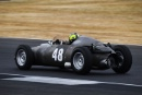 Silverstone Classic 20-22 July 2018At the Home of British Motorsport48 Ben Mitchell (Res 6), BRM P48Free for editorial use onlyPhoto credit – JEP