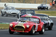 Silverstone Classic 20-22 July 2018At the Home of British Motorsport15 Oliver Bryant/Grahame Bryant, AC CobraFree for editorial use onlyPhoto credit – JEP