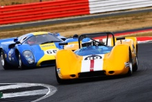 Silverstone Classic 20-22 July 2018At the Home of British Motorsport89 Andrew Banks/Max Banks, McLaren M6BFree for editorial use onlyPhoto credit – JEP
