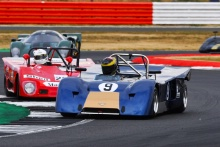 Silverstone Classic 20-22 July 2018At the Home of British Motorsport9 Max Smith-Hilliard/Nick Padmore, Chevron B19Free for editorial use onlyPhoto credit – JEP